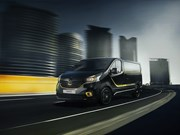 Renault unveils sporty limited edition Trafic