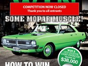 WIN a 1970 Dodge Dart Swinger!