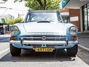 1965 Sunbeam Tiger: Our Shed