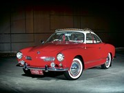 1960 Type 14 Karmann Ghia Coupe review