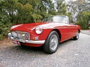 Driven: 1966 MGB Review