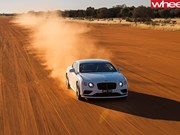 See the 'Banned' Bentley Continental Video Featuring John Bowe