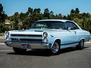 1966 Mercury Comet Cyclone GT: Past Blast