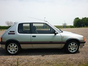 Big Money for Peugeot 205GTI