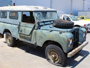 Budget Land Rover project