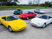 Mazda MX-5  - Where It All Began