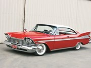 1959 Plymouth Sport Fury Review - Fantastic Fins part 6/10