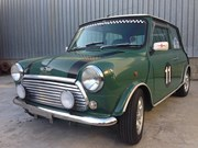 1999 Rover Mini - today's tempter