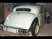 1950 Jaguar MkV - today's project tempter