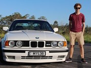 1991 BMW M5 - Reader Ride