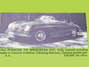 Porsche 356 Speedster + Lambo Miura + Aston Martin DB5 - Ones That Got Away 400