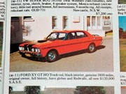 XY Falcon GTHO + Holden VK Ute + Ford XE ESP - The Ones That Got Away 400