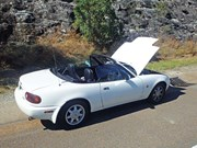 Mazda MX-5 Suspension + Belts - Our Shed