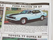 Ford XB Falcon GT + Dodge Charger 440 + Leyland Moke - The Cars That Gotaway 402