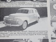 1946 Ford V8 + Holden EH + Ferrari 308 GT4 - Cars That Got Away 403