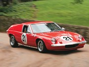 1969 Lotus Europa S2 (Type 54) Review