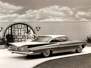 Chevrolet Bel Air/Impala 1955-64 - market review 2016-17