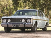 Ford Falcon/Fairmont V8 1967-72