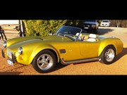 2004 DRB Cobra replica - today's tempter
