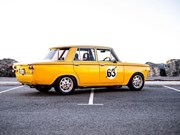 Fiat 1500 race car - today's tempter