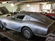 Barn Find 1966 Ferrari 257 GTB + 1967 Cobra Sold at Auction