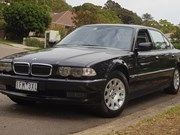 1999 BMW E38 750iL – Today's Tempter
