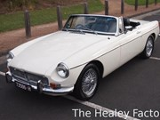 1970 MGB MkII – Today's Tempter