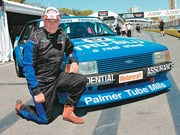 Dick Johnson's Tru-Blu & Greens-Tuf Touring Car Legends
