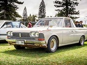 1969 MS57 Toyota Crown ute - Reader Ride