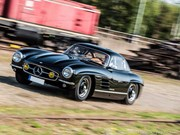 STOLEN: Unique Mercedes-Benz 300SL Gullwing pinched from Nurburgring hotel