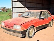 Barn find Ford Falcon ESP up for auction