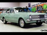 1968 Holden HK Kingswood Wagon – Today's Tempter