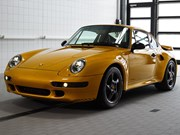 Brand new Porsche 993 Turbo sells for AUD$4.3m