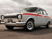 1973 Ford Escort Mexico Replica Review