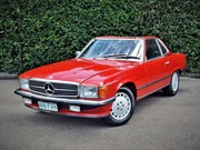1973 Mercedes-Benz 450SL – Today's Tempter