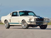 One-off 1967 Shelby GT500 Super Snake heads to Mecum