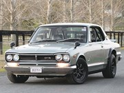 Skyline GT-R review