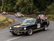 1966 Hertz Shelby Mustang tribute - Reader Ride