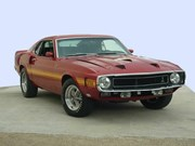 1969 Shelby Mustang GT500 - today's hero tempter