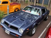 1976 Pontiac Firebird - Reader Ride