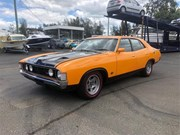 1972 Ford Falcon XA GS - today's auction tempter
