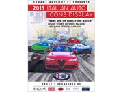 2019 Auto Italian Icons dipslay this weekend