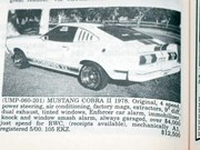 Mustang II Cobra + HSV VN Clubsport + Dodge Super Bee - Gotaways 423