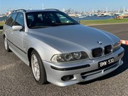 2003 BMW E39 530I Wagon – Today's Tempter