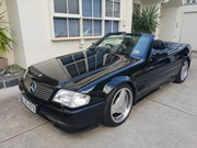 Mercedes-Benz R129 SL 500 – Today's Tempter