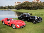Two cars win Best in Show award at Amelia Island Concours