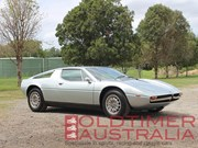 1974 Maserati Merak – Today's Tempter