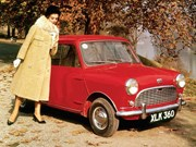 60 years of Austin Mini