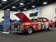 Adelaide: Falcon GT Nationals Show N Shine