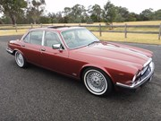 1985 Jaguar XJ Sovereign – Today's Tempter
